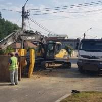Slatina: Circulația rutieră va fi închisă, pe segmentul de drum cuprins între strada Ionașcu și până pe Bulevardul Sfântul Constantin Brâncoveanu
