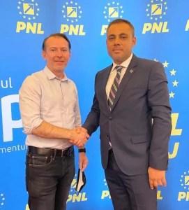 """Liviu Voiculescu: """"Filiala PNL Olt a luat decizia comună de a sprijini pentru funcția de președinte al PNL pe Florin Cîțu"""""""