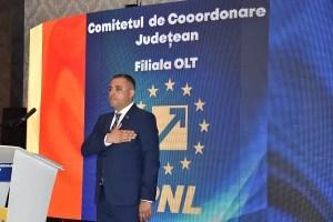 Liviu Voiculescu, reconfirmat șef la PNL Olt