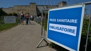 """Franța impune """"permisul sanitar"""" pentru accesul în muzee, cinematografe și alte astfel de spații după explozia de cazuri de Covid"""