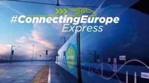 Trenul Connecting Europe Express pleacă joi din Lisabona, în călătoria sa prin 26 de țări. Când va ajunge în România