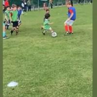 Un copil aflat încă la grădiniță a fost recrutat de academia clubului de fotbal Arsenal