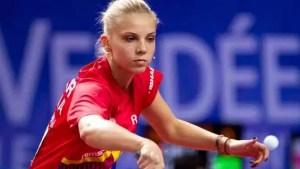 Echipa feminină a României a câștigat argintul în finala Campionatului European de tenis de masă, la Cluj. Slătineanca Adina Diaconu a făcut parte din echipă