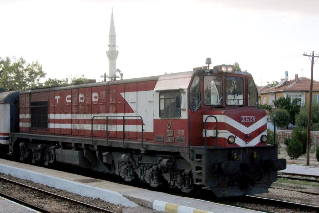 Dünden Bugüne Demiryolları
