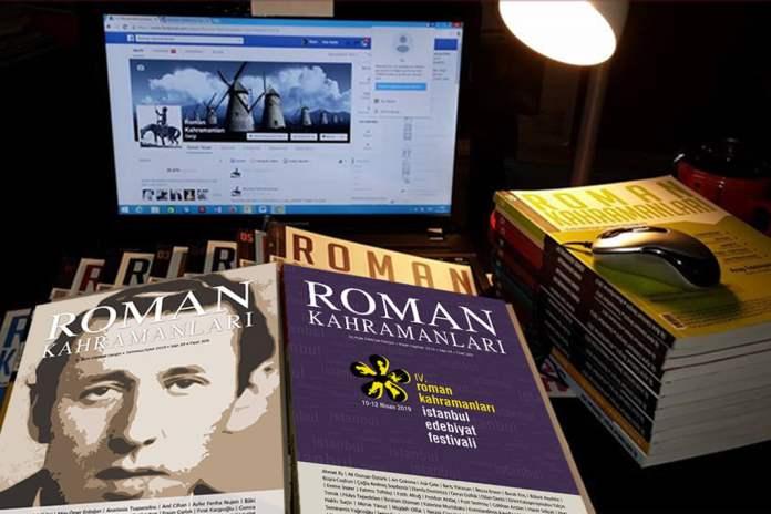 Roman Kahramanları Dergisinin 39. Sayısı Yayımlandı