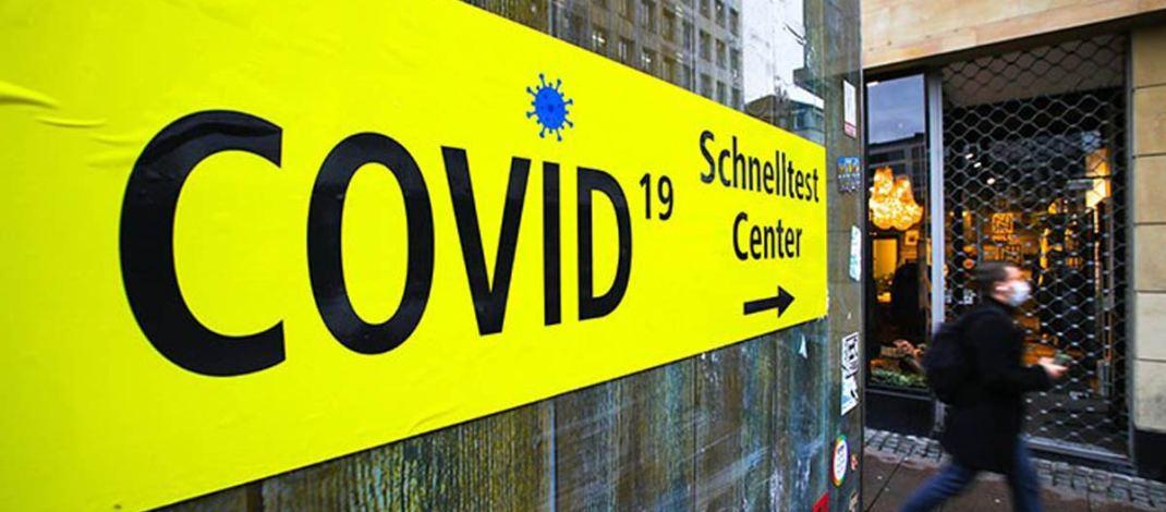 """Almanya'da yeni yasa tasarısı: Virüsle mücadelede """"acil fren"""" dönemine geçilebilir"""