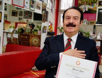 """Behçet Algan: """"Galatasaray Hamburg Spor Akademisi kurulması rüyamızdır"""""""