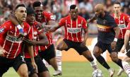 PSV Eindhoven 5-1 Galatasaray | Şampiyonlar Ligi 2. Ön Eleme