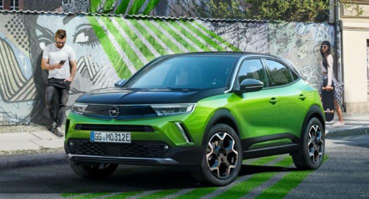 Opel'den Elektrikli SUV