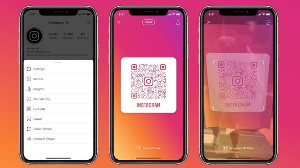 Instagram'da QR Kodu Nasıl Oluşturulur?