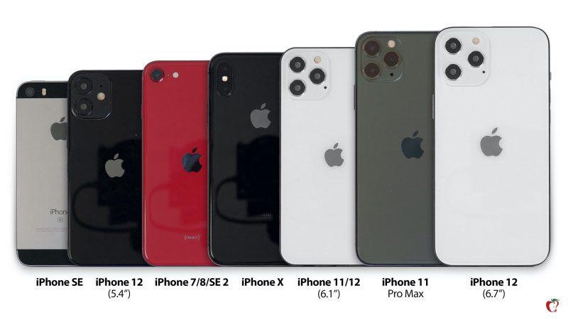 iPhone 12 Dört Yeni Telefonla Geliyor