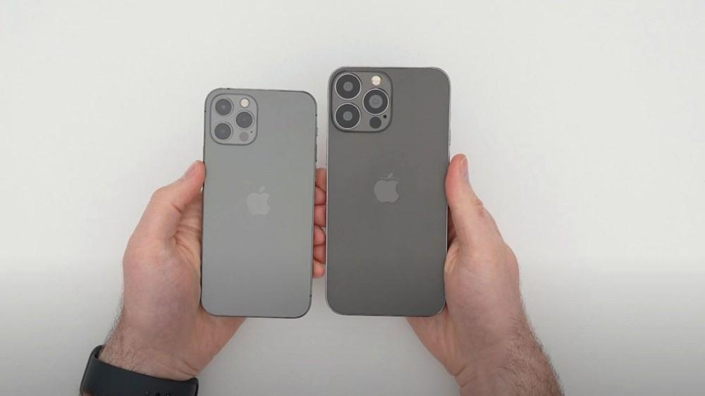 iPhone 13 1TB Seçeneği ile Geliyor