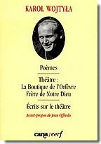 «La boutique de l'Orfèvre» écrite par Karol Wojtyła