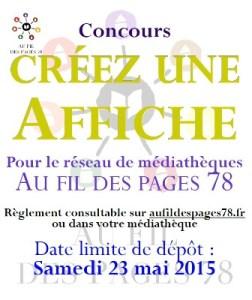 AuFilDesPages78_concours-affiche