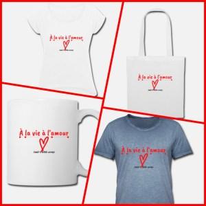 campagne de soutien Team Amir boutique a la vie à l'amour