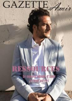 Ressources le nouvel album d'Amir à cœur ouvert, Gazette septembre 2020
