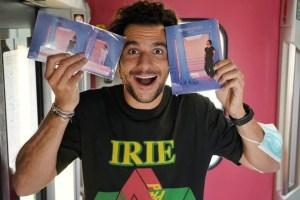"""Amir album """"Ressources"""""""