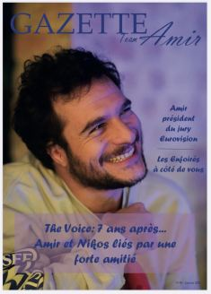 Amir - The Voice 7 ans après