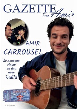 Carrousel le single d'Amir en duo avec Indila
