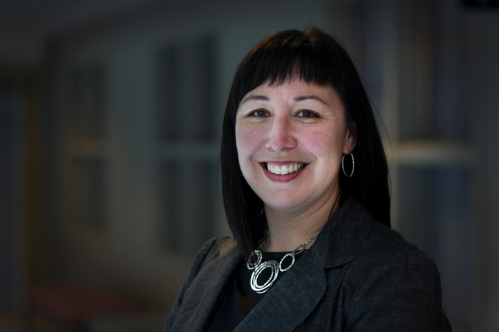 Catharyn Andersen is special advisor to the president on Aboriginal affairs.