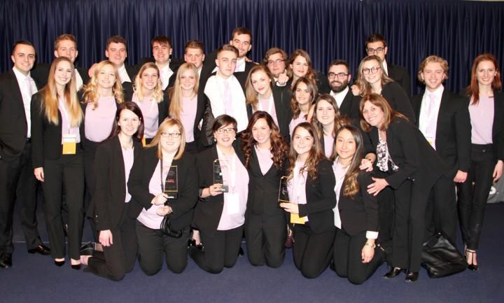 The Enactus Memorial team won its 18th regional title Feb. 25-26 in Halifax, N.S.