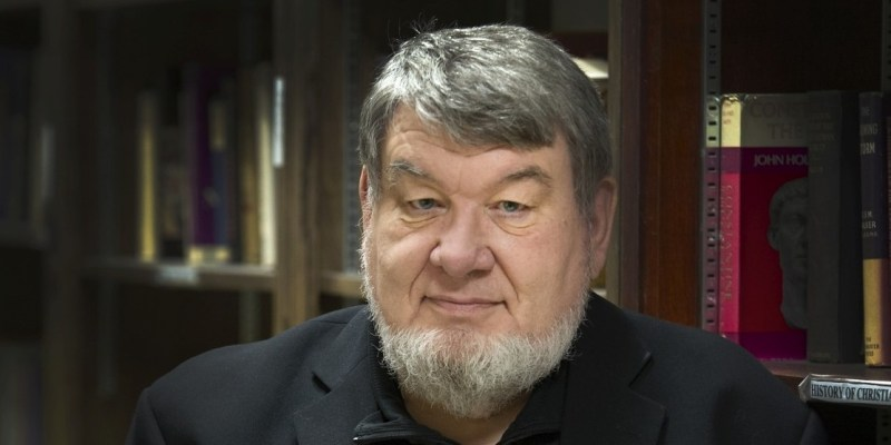 Dr. Hans Rollmann, professor, Department of Religious Studies, Faculty of Arts