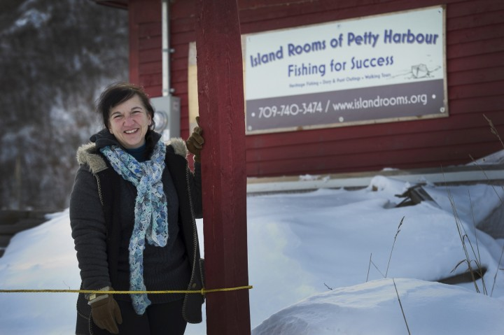 Kimberly Orren runs the non-profit group Fishing for Success.
