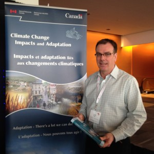 Dr. Bell at the Adaptation Conference in Ottawa