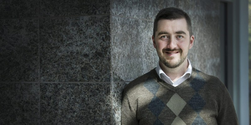 Master's student Josh Smee will represent Memorial during the Three Minute Thesis national competition.