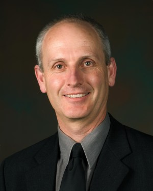 Dr. Mark Abrahams, dean, Faculty of Science