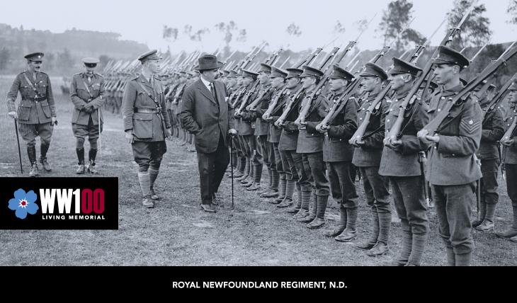 Newfoundland Regiment