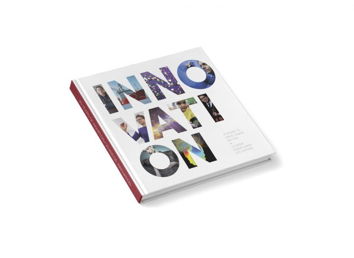 The Canada Foundation for Innovation has published the new book <i>Innovation.</i>