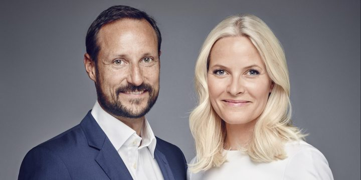 Their Royal Highnesses The Crown Prince and The Crown Princess of Norway