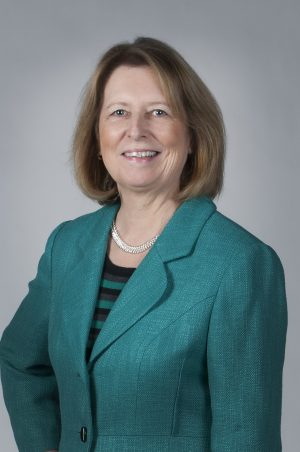 Dr. Mary Courage, acting dean, Faculty of Science