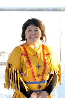Grand Chief Anastasia Qupee