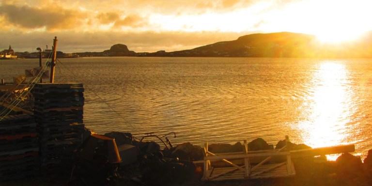 Historic Fogo Island.