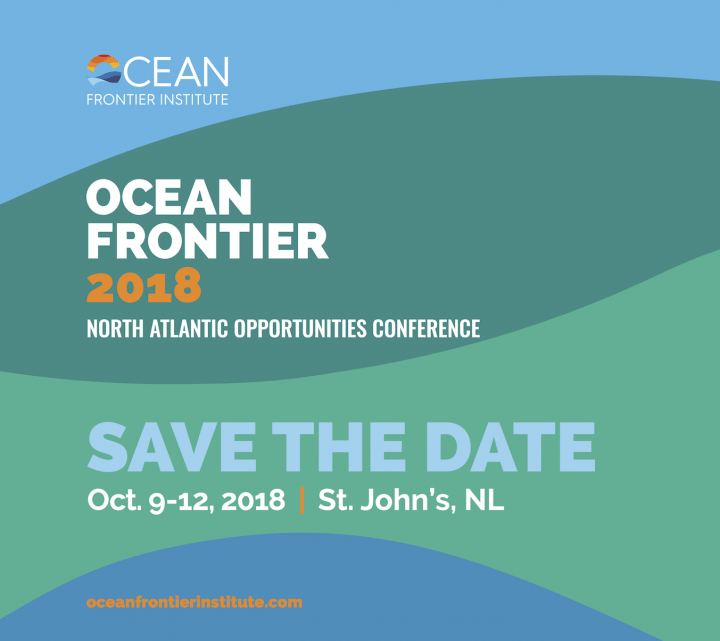 Ocean Frontier takes place Oct. 9-12.