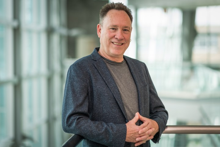 Dr. John Schouten, Tier 1 Canada Research Chair in Social Enterprise, Faculty of Business Administration.
