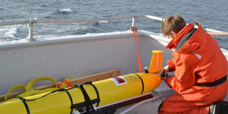 Atlantic Ocean plays in regulating the Earth's climate.