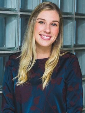 Commerce student Emma Coady