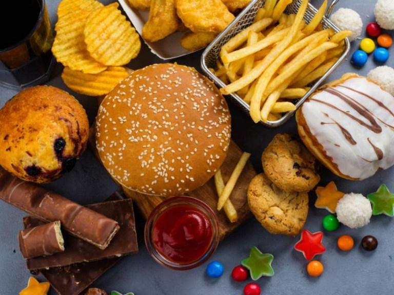 Binge foods