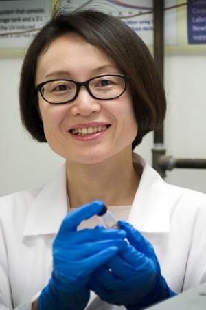 Dr. Baiyu (Helen) Zhang