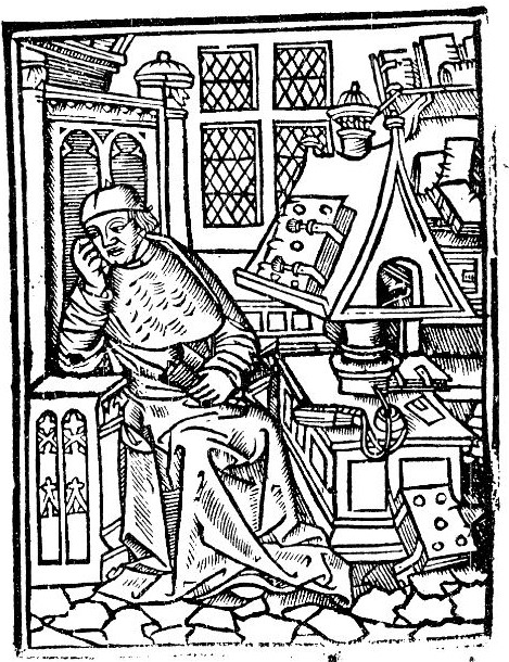 "Dr. Ágnes Juhász-Ormsby's research focuses on the ""enduring cultural impact of educators in a transformative time period."" Pictured is the title page of the edition of Geoffrey Chaucer, <i>Parliament of fowls</i>, London: Wynkyn de Worde, 1530. Early English Books Online © 2019 ProQuest LLC Image reproduced by courtesy of The Huntington Library."