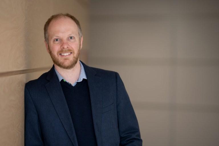 Dr. John Jamieson, Canada Research Chair in Marine Geology.
