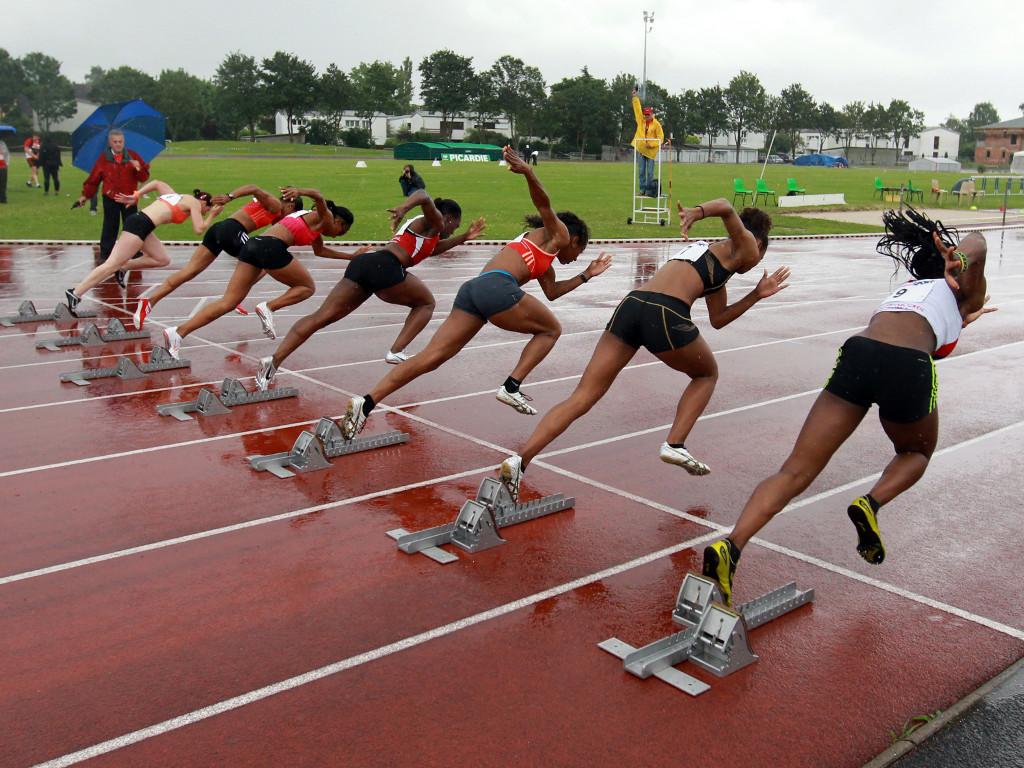 Léandre - Meeting Gazette Sports