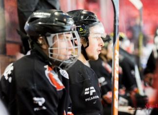 hockey sur glace - u 22 - les gothiques 0239 - leandre leber - gazettesports