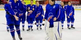hockey sur glace, baldin Caroline, equipe de france femme