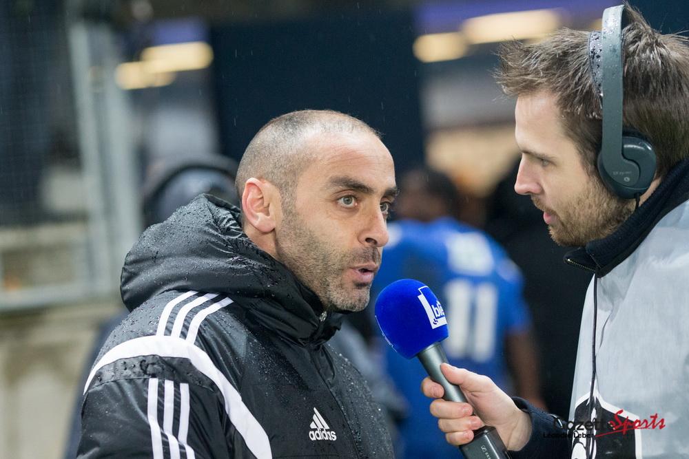 Football azouz hamdame coup de chapeau mes joueurs gazettesports - Amiens lille coupe de france ...