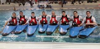 equipe de loeuilly n1, kayak polo