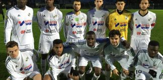l'équipe réserve amiens football-gazettesports